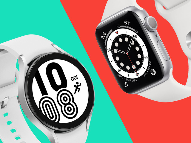 Apple Watch 6 vs. Galaxy Watch 4 | Qual é o melhor smartwatch?