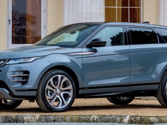 Range Rover Evoque 2020 chega ao Brasil a R$ 322.300