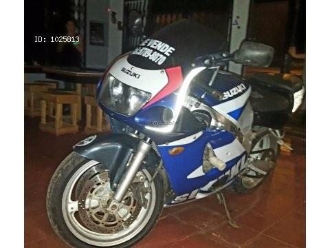 Suzuki GSX-RR 600