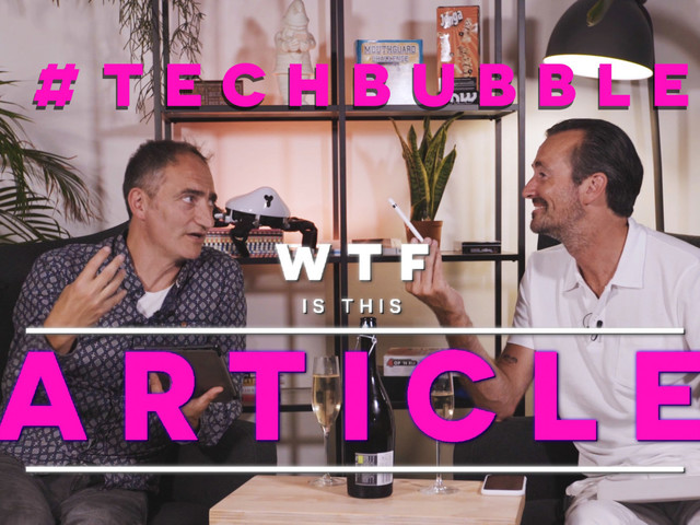 Introducing #TechBubble, your new favorite YouTube show