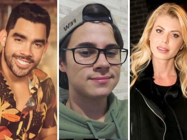 Assombroso: mortos em 2019, Gabriel Diniz, Carol Bittencourt e Rafael Miguel reaparecem e mandam recados de arrepiar