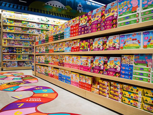 Rede de brinquedos Ri Happy pede registro para oferta inicial de ações