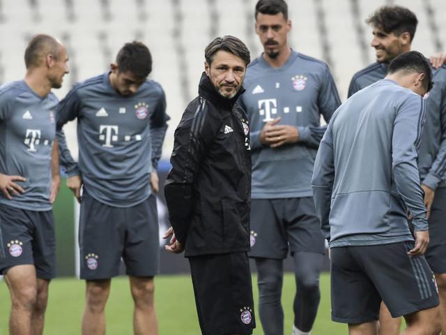 Bayern viaja para pegar o AEK Atenas e buscar a liderança do grupo