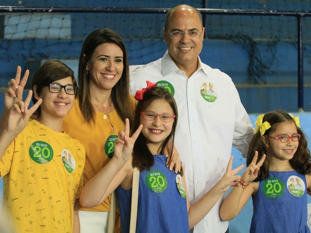 Wilson Witzel, do PSC, é eleito governador do RJ