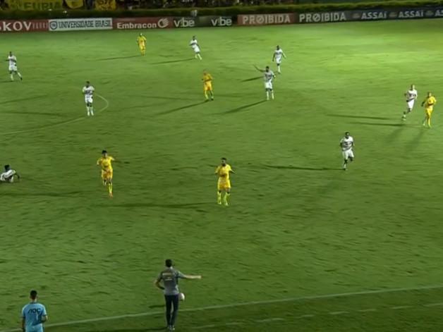 Re: Botafogo-SP arranca empate contra o Mirassol e respira contra a degola