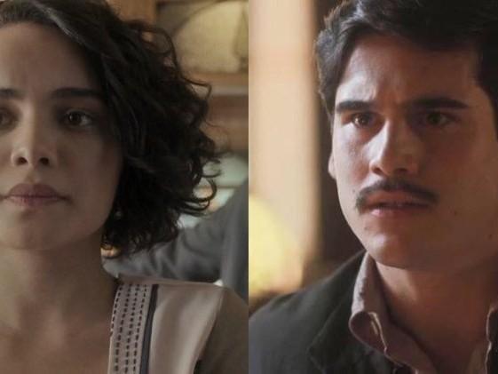 Éramos Seis: Após assumir romance com Inês, Lúcio descobre que enfermeira está grávida de Alfredo