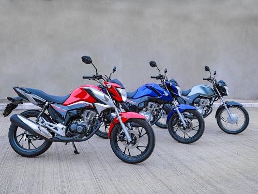 Honda CG 160 2022: fotos, preços e especificações técnicas