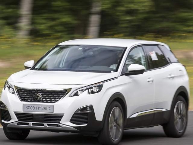 Peugeot 3008 ganhará versão híbrida plug-in em 2020