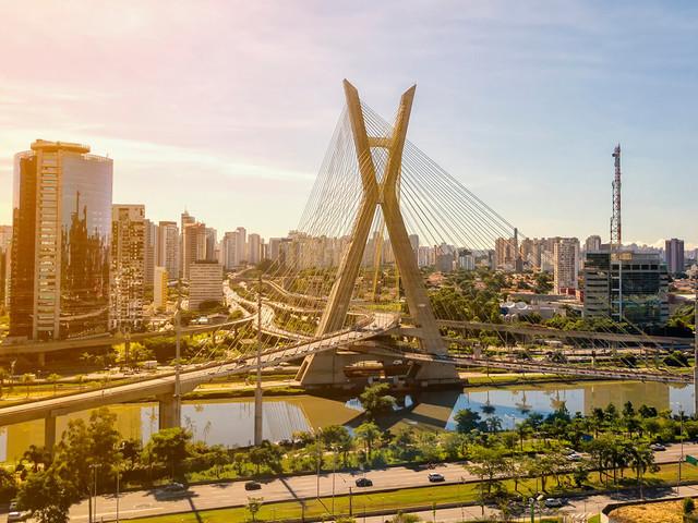 Passagens para São Paulo a partir de R$ 186 saindo de mais de 30 cidades!