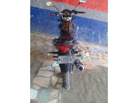 Vendo motocicleta Yamaha ybr z 2017