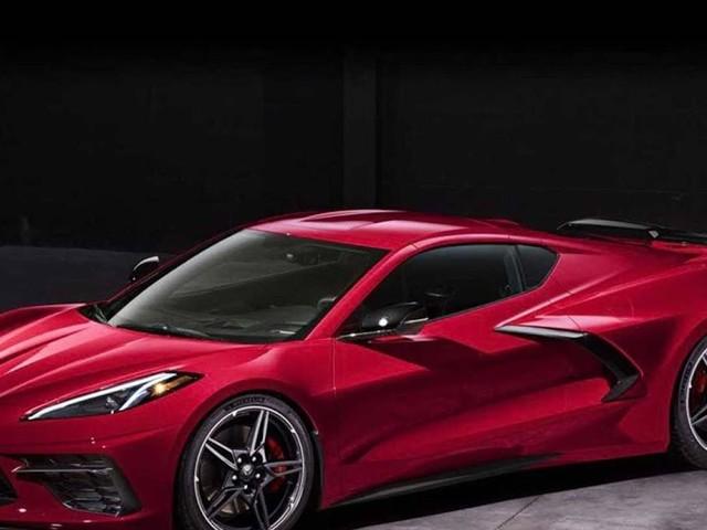 Corvette Stingray 2020 para enfrentar Ferrari e Lamborghini