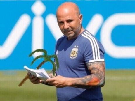 Fracasso no acerto do Palmeiras com Sampaoli rende memes: veja!