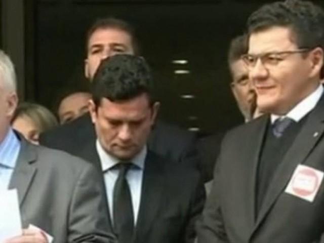 The Intercept divulga a 'Parte 6' das mensagens de Sergio Moro