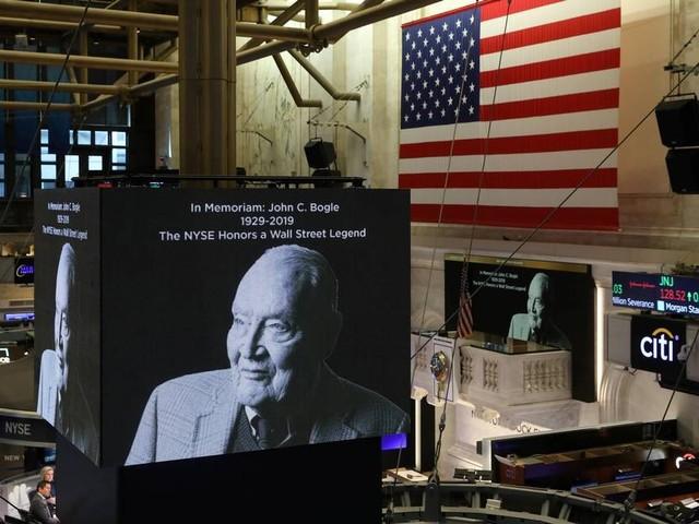 John Bogle, pioneiro em fundos de investimento de baixo custo, morre aos 89 anos