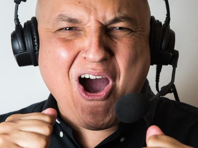 Narrador deu entrevista ao UOL | Quem diz que eu só grito está sendo desonesto, afirma André Henning