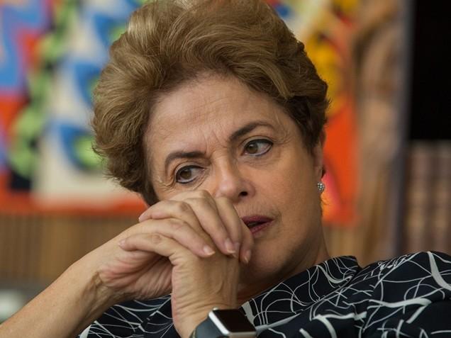 Dilma: O golpe não tem candidato para concorrer com Lula