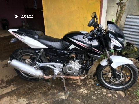 Ganga VENDO O CAMBIO 2 Motos Honda y Pulsar