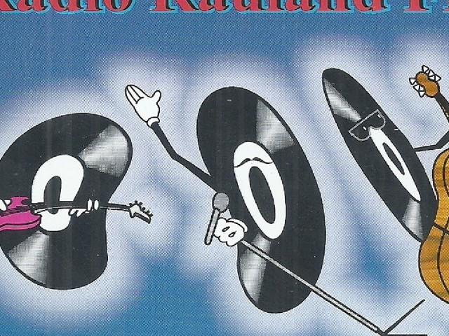 Vários artistas - Flash 95 - Rádio Rauland FM - vol. 1