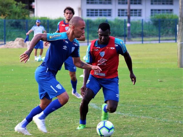 Avaí inicia preparação para o Campeonato Brasileiro na Ressacada