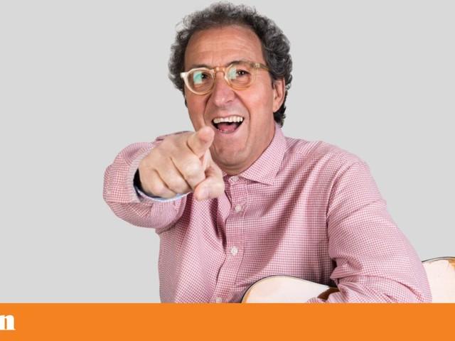 """Gimba canta <i>Vá lá!!</i> a Portugal e diz que """"a edição independente é que é"""""""