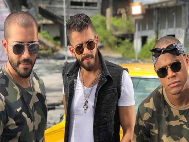 Rafa e Pipo Marques lançam clipe de 'Sarrando' com Léo Santana