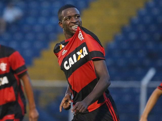 Vinícius Júnior é um dos atletas com maior potencial no Football Manager