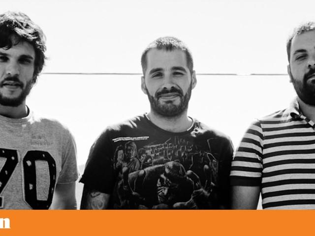 Três músicos, três produtores, um universo em expansão constante
