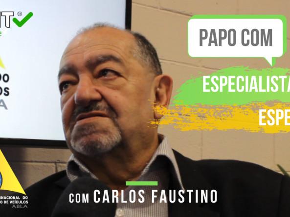 PAPO com ESPECIALISTA #ESPECIAL   Carlos Faustino   REITOR da ABLA ep.05