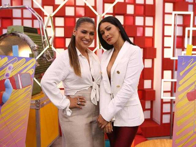 Após clipe com Ludmilla, Simone e Simaria querem gravar com Shakira e Roberto Carlos