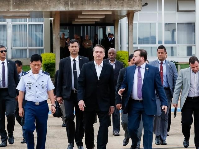 Presidentes brasileiros que se hospedaram na Blair House além de Bolsonaro