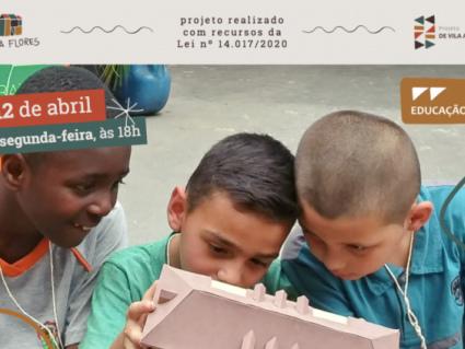 Vila Flores promove oficina virtual gratuita sobre educação patrimonial