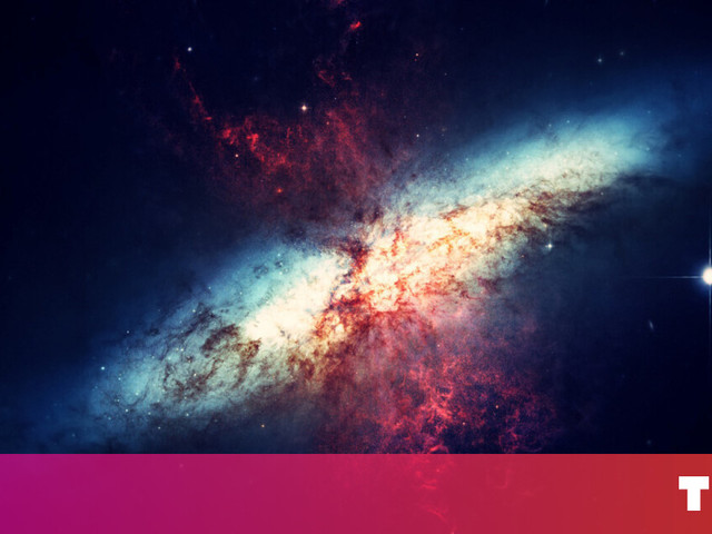 Gas emitted by merging galaxies is stopping stars from forming
