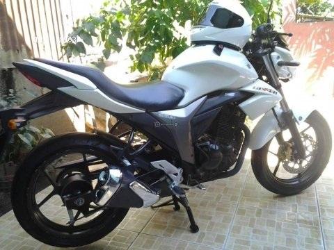 Suzuki Gexxir