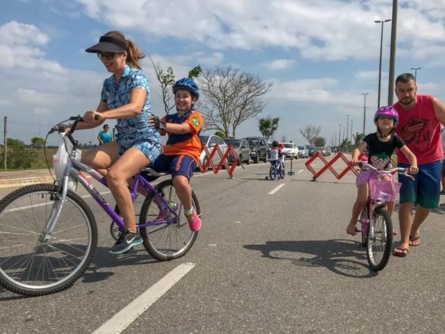 Passeio ciclístico pelo Dia das Crianças tem inscrições abertas em Campos, no RJ