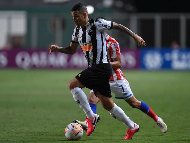 Confira fotos de Atlético-MG x Unión Santa Fé pela Copa Sul-Americana