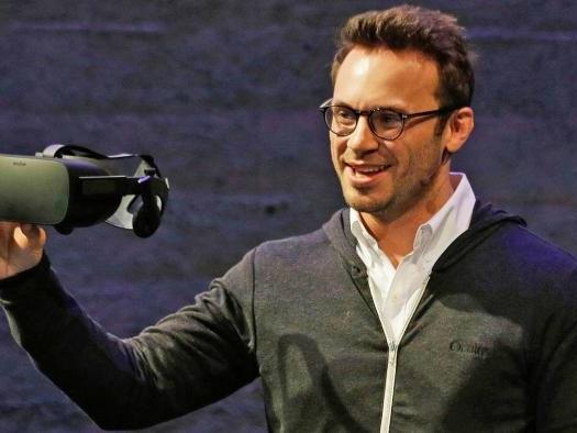 Cofundador da Oculus, Brendan Trexler, deixa o Facebook