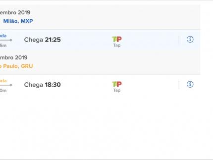 Fantástico! TAP tem passagens para Milão por apenas R$ 979 saindo de São Paulo!