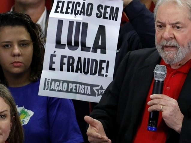 Paraná Pesquisas: Lula lidera todos os cenários para 2018