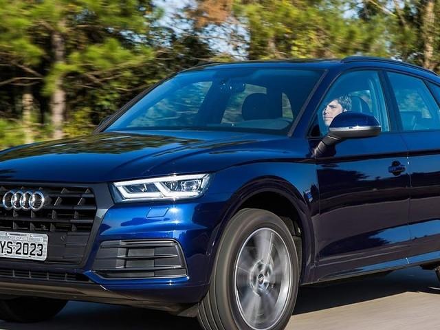 Audi Q5 2018 com blindagem de fábrica chega em novembro