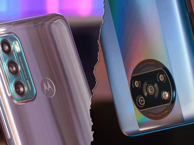 Moto G60 vs Poco X3 NFC: qual intermediário poderoso escolher?
