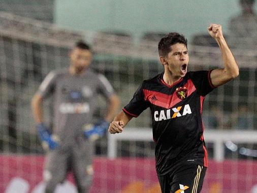 Após 21 anos, o Sport volta a ganhar do Santos fora de casa. A 1ª na Vila Belmiro