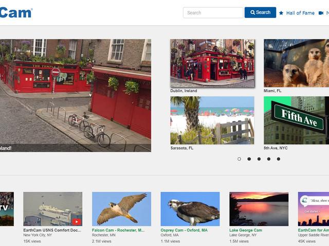 6 sites com câmeras ao vivo para visitar destinos turísticos em casa