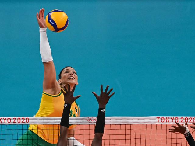 Com Macris no banco, Brasil vence Quênia e conhece adversário das quartas