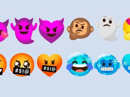 Gboard vai passar a sugerir emojis com significados e expressões semelhantes