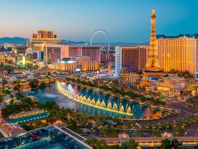 Oportunidade! Passagens promocionais para Las Vegas a partir de R$ 1.572 saindo de São Paulo e mais cidades!