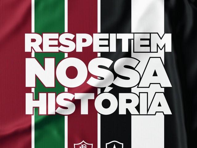 "Botafogo se solidariza ao Fluminense e critica ""Carioca da Ferj"""