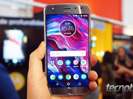 Moto X4 começa a receber Android 9 Pie no Brasil