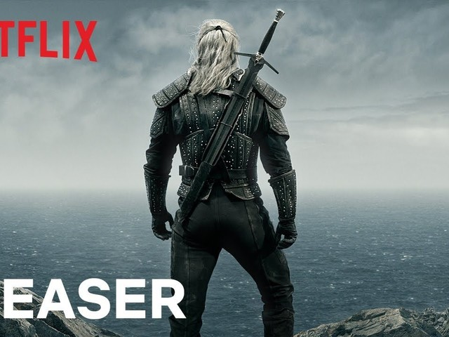 "Netflix revela primeiro teaser de ""The Witcher"""