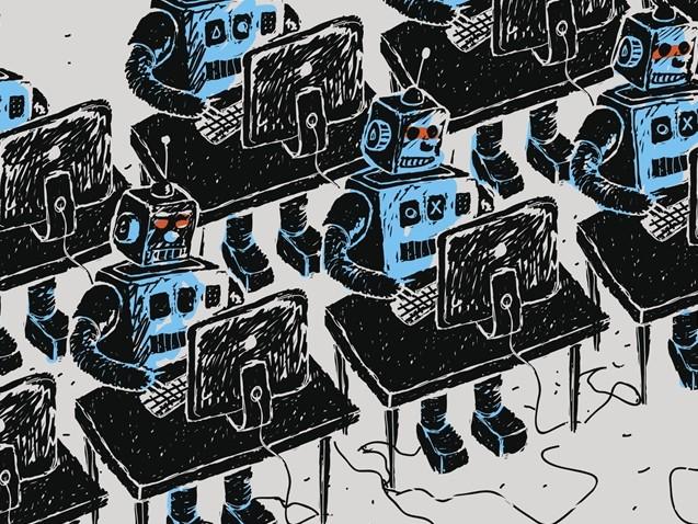 Robôs, redes sociais, política e eleições de 2018