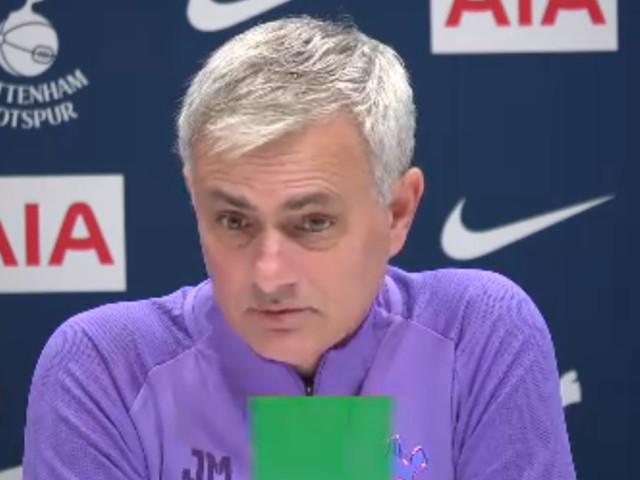 Mourinho fala sobre o retorno de Lloris